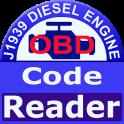 J1939 OBD Code Reader