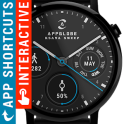 ⌚ Watch Face - Ksana Sweep for Android Wear OS