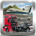 Police Car Cargo Transporter