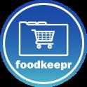 foodkeepr grocery list