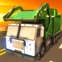 4x4 City Garbage Truck Driver