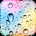 Rainy Autumn Glass LWP