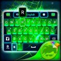 Grand Galaxy GO Keyboard Theme