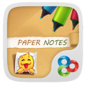 Paper Notes Launcher