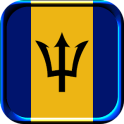 Barbados Flag Live Wallpaper