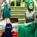 तुर्की हिजाब शैली के डिजाइन