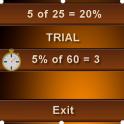 percentage math fun trial