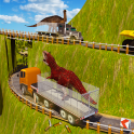 Jungle Dino Truck Transport 3D
