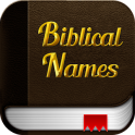 Biblical Names with meanings