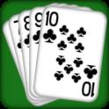 Ten (Card Game, No Ads:)