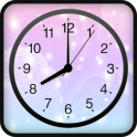 Analog clock Wallpaper