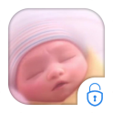 Newborn Baby Locker Live Theme