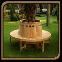 Wooden Garden Design