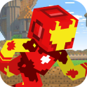 Iron Craft MOD Super Hero: Run, Dash, & Jump
