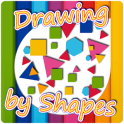 Drawing by shapes