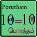 10 Porutham