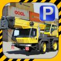 Crane Simulator 3D Parking Games 2017