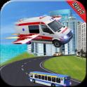 Fly Rescue Ambulance Simulator