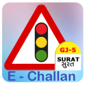 E-Challan Surat Traffic Police