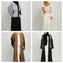 New Abaya Designs 2018