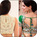 Dress neck design for women