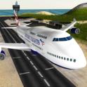 3D 비행기 시뮬레이터