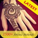 1500+ Artistic Mehendi