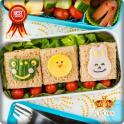 Kid Lunch Bento Design