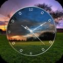 Nature Clock Live Wallpaper