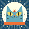 Solar System with Astro Cat