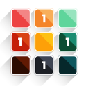 Cross One :Number Stack Puzzle