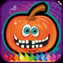 Livro para colorir Halloween