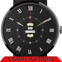 Classic Rotator Watch Face