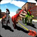 Wild Dinosaur Run 2016