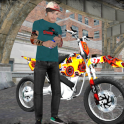 Real Stunt Bike Mania : Racing