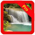 Wasserfall Pro Live Wallpaper