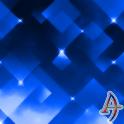 Sparkle Blue 2 Xperien Theme