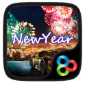 New Year GO Launcher Theme