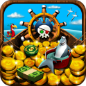 Pirates Gold Coin Party Dozer