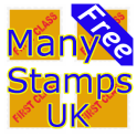 Many Stamps UK 2020