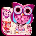 Cute Owls Emoji Keyboard