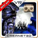 DARKNESS ROLLERCOASTER - VR - CARDBOARD