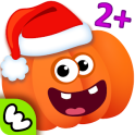 FunnyFood Christmas Games for Toddlers 3 years ol