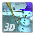 Snow Free 3D Live Wallpaper