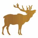 Red Deer Rut Sound