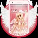 Pink Angel Theme