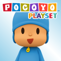 Pocoyo PlaySet Learning Games