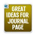 Great Idea for Journal Page