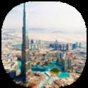 Burj Khalifa City Theme HD