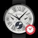 Prestigio watchface by Klukka